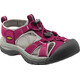 Keen W's Venice H2 Beet Red/Neutral Gray